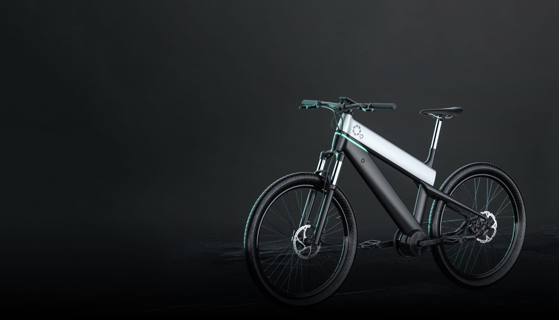 Fluid Elektrikli Bisiklet