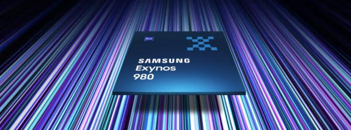 Samsung 5G destekli Exynos 980 işlemcisini duyurdu