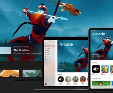 Bazı iOS13 Beta kullanıcıları Apple Arcade denemeye başladı