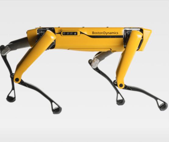 Boston Dynamics'in ürettiği Spot Robot satılmaya başladı