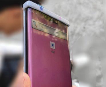 Huawei Mate 30 Pro etkinliğe bir hafta kala ilk defa görüntülendi