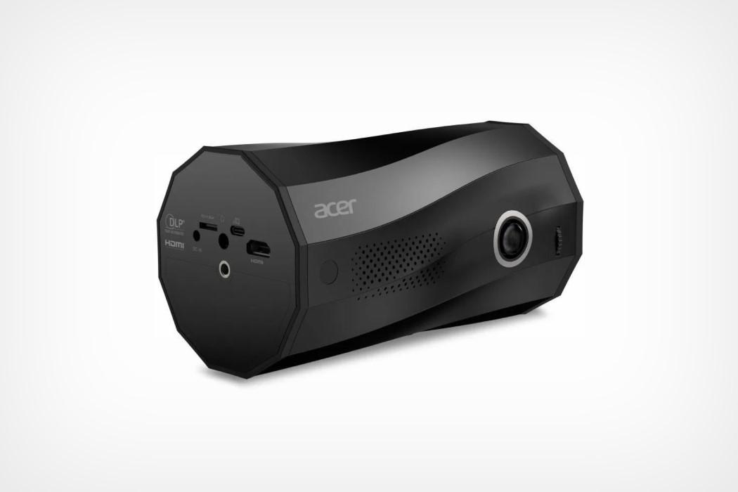 Acer C250i projektör kablosuz dikey ve yatay görüntü sunuyor [IFA 2019]