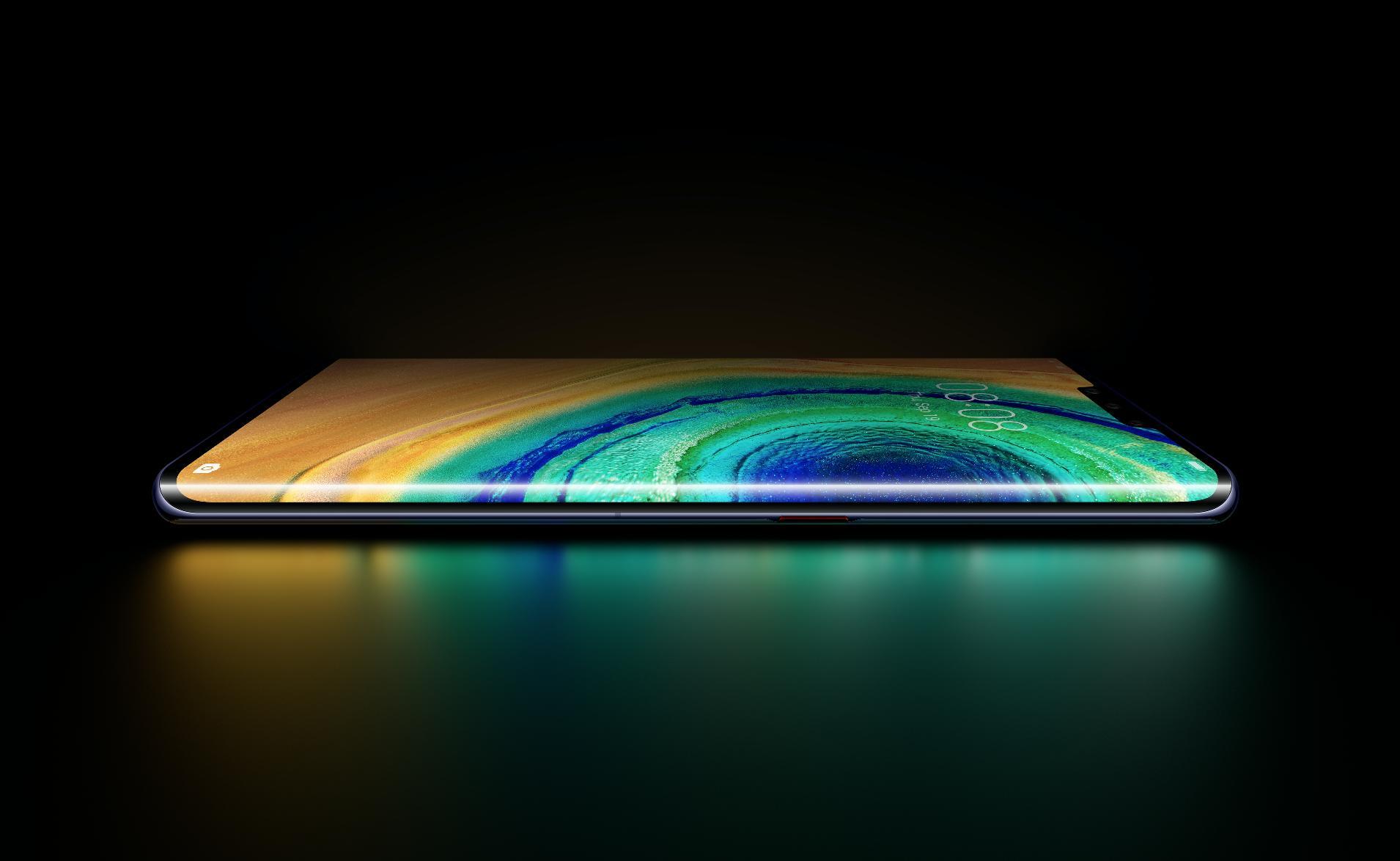 Huawei Mate 30 serisinin görselleri ortaya çıktı